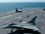 Франция утроила воздушную группировку на Ближнем Востоке
