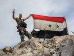 Сводка из Сирии: боевики «мрут как мухи» под Дамаском