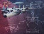 Як-44Э: радарный щит советских атомных авианосцев