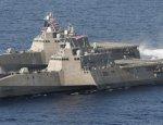 ВМФ США обвиняют в краже идеи скоростного тримарана