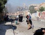 В результате авиаудара по иракскому Эль-Каим погибли более 50 человек