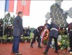 В Сербии почтили память погибших в Косово бойцов жандармерии