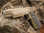 Пистолет Colt M45 A1