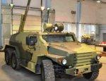 """Трехосный супербронеавтомобиль ВПК-39273 """"Волк III"""" заинтересовал ВДВ"""