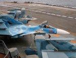 В Минобороны РФ опровергли сообщения СМИ о причинах крушения Су-33