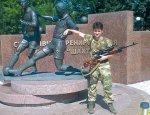 Сербский доброволец Деян Берич покидает Донбасс