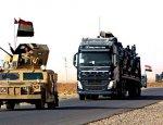 Армия Ирака готовится к наступлению на Мосул: съемка с беспилотника