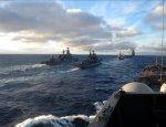 Страх и ненависть в Европе: «Адмирал Кузнецов» произвел фурор в Ла-Манше