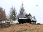 Хроника Донбасса: техника ВСУ прибывает в Славянск, Киев готовит наступление