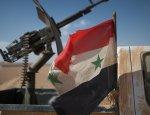 Противостояние бойцов Асада с головорезами ИГИЛ у Пальмиры