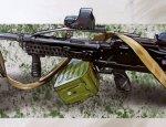 Повелитель поля боя: российский пулемет «Печенег»