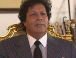 Каддафи: оружие поставляется в Ливию вопреки международному запрету