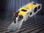 Подводный робот сапер «Sea Wasp»