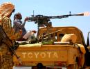 Йеменцы дали отпор саудовским солдатам и наемникам в Миди