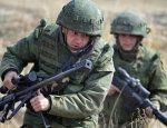 В Крыму высадились десантники под прикрытием субмарин