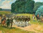 27 сентября 1813 год Главная армия союзников двинулась в Саксонию