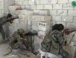 Боевики попытались контратаковать на севере и юге Алеппо
