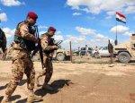 Иракская армия зачистила от ИГ район Альбу Дуляб к западу от Рамади