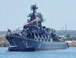 Десятки кораблей ВМФ России вышли в Черное и Каспийское моря