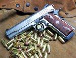 Клон легендарного пистолета Colt М1911 от компании Sturm, Ruger & Co.