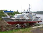 Подробности строительства и спуска на воду противодиверсионных катеров проекта «Грачонок»