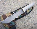 Тактический нож для выживания НД-90