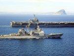 Американцы усиливают флот рядом с Сирией