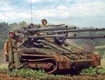 М50 «Онтос»: неведомое «существо» американских войск, призванное истреблять танки