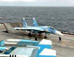 Перестарались: почему Су-33 рухнул с палубы «Адмирала Кузнецова»
