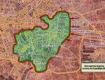 Сирийская армия освободила пять районов на востоке и юго-востоке Алеппо