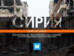 Online Лента Сирии: военная сводка за 27.09.2016