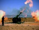 Артиллерия Асада при поддержке ВВС наносит смертельные удары по боевикам
