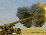 В Сирии продолжает воевать 180-мм супер-пушка Асада