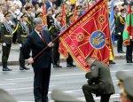 Порошенко пригрозил «москалям» могучей украинской армией