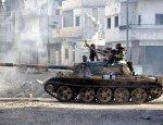 Обстановка в Сирии резко обострилась