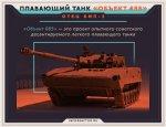 Титановый танк с четырьмя «Стрелами»: «Объект 685» — машина создавшая БМП-3