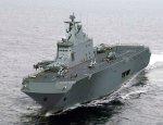 Россия создает для Арктики перспективный десантный корабль
