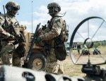 США создали военную базу на севере Сирии