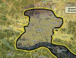 Курды отбили район Кадисия и продолжают окружение Ракки