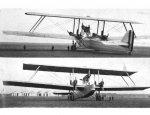 Опытный тяжелый бомбардировщик Caproni 90 P.B.. Италия