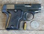 Французские компактные пистолеты MAB A / B / C
