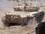 Сирийская армия взяла дорожную развязку на северо-востоке Дамаска