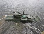 Украинский БТР «захлебнулся» в Яванском море