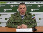 Марочко: ВСУ обстреляли ЛНР во время нахождения в Республике главы СММ ОБСЕ