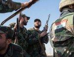 Сирийская армия отбила у ИГ шоссе Дамаск — Пальмира