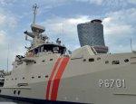 Новый эмиратский патрульный корабль