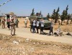 Хама: Понеся большие потери, боевики ИГИЛ сдаются в плен российским военным