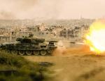 Сирийцы засняли результативный танковый натиск Т-55 и Т-72 в Даръа