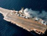 «Кузя» возвращается домой: Британия настороже от «неполного крыла» крейсера
