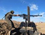 Сирийские террористы засняли бой с регулярной армией в Сувейде